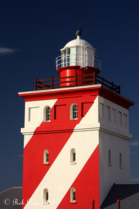 An old lighthouse - Cape Town, South Africa ... March 11, 2010 ... Photo by Rob Page III